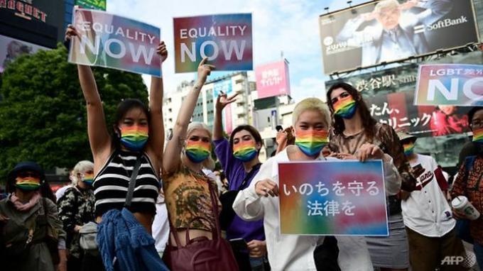 Direktur Kelompok Hak LGBTQ Jepang Tagih Janji Pemilu, Minta Pemerintah Sahkan RUU Anti-diskriminasi