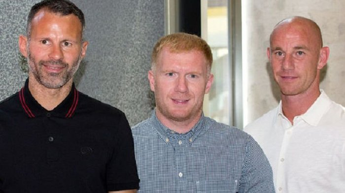 Legenda Manchester United, Paul Scholes, Jadi Pengangguran Cuma 31 Hari Usai Latih Oldham