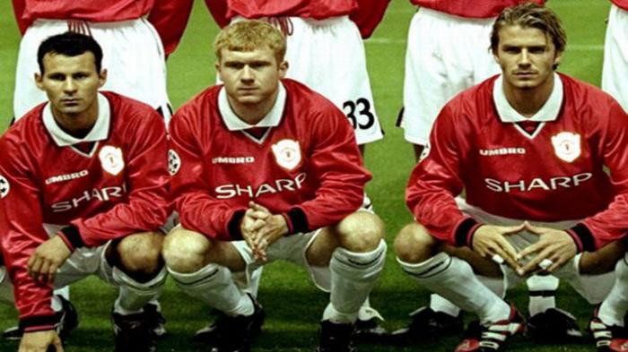 Rontoknya The Class of 92 Manchester United, Scholes Akui Hancur Ditinggal Hengkang Nicky Butt