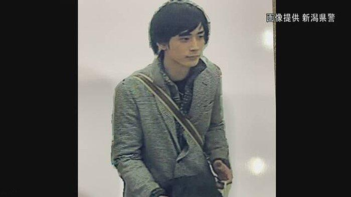 Ryosuke Saito (25) dari kota Ageo Saitama Jepang.