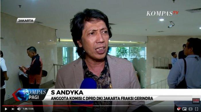 Kritik Lurah yang Tegakkan Perda DKI, Legislator Gerindra Dinilai Salah Alamat
