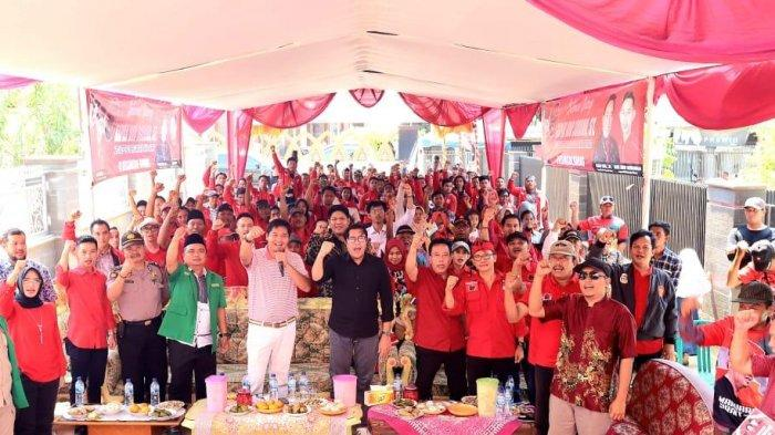 Maruarar Temui Ratusan Warga Binong di Hari Terakhir Jadi Anggota DPR