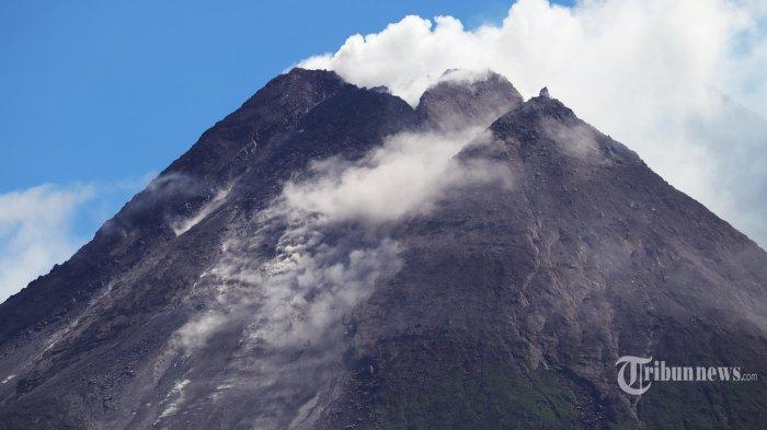 UPDATE Gunung Merapi 26 Maret: 4 Kali Guguran Lava Pijar, Jarak Luncur 900 Meter