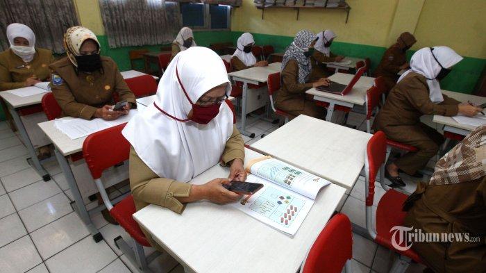 Kemendikbud Jajaki Pembukaan Sekolah di Luar Zona Hijau