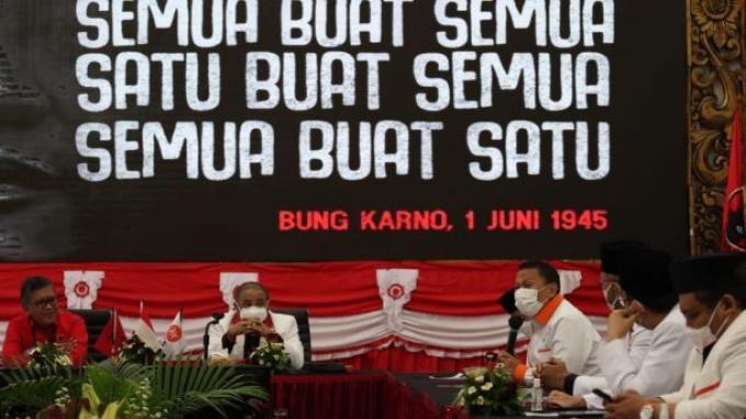 PDIP dan PKS Sepakat Pentingnya Gotong Royong Atasi Dampak Pandemi Covid-19