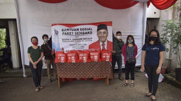 Warga Jakarta Komitmen Jaga Persatuan Indonesia di Hadapan Sabam Sirait