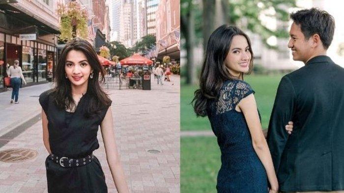 Intip Gaya Fashion Calon Istri CEO Ruangguru yang Modis dan Anggun