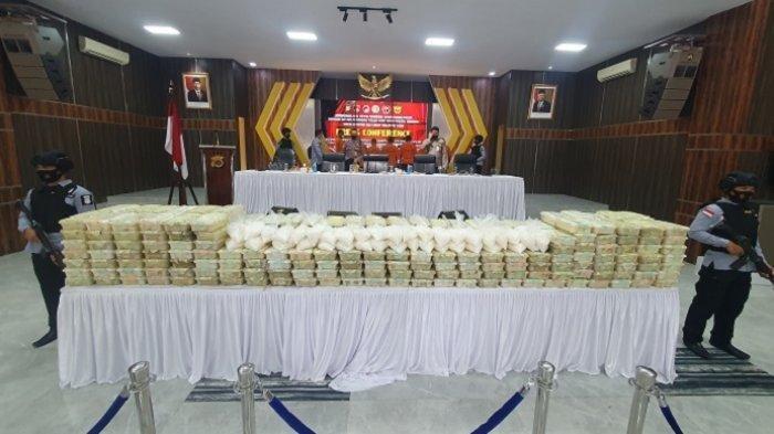 4 Fakta Bandar Sabu di Aceh yang Masih Satu Keluarga, Jual Barang Haram Rp 40-50 Juta per Ons