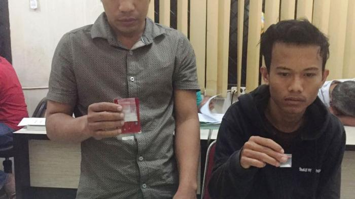 Kakak Beradik Diciduk Polisi Karena Edarkan Sabu
