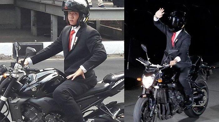 Stuntman Jokowi di Opening Ceremony Asian Games Jelaskan Hal Ini di Unggahannya