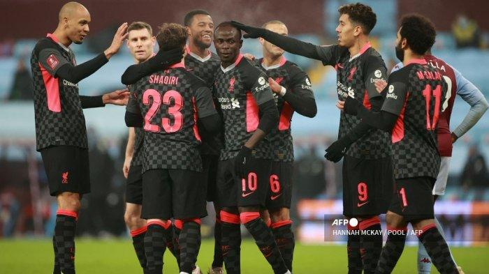 SEDANG BERLANGSUNG Live Streaming Net TV Sheffield vs Liverpool Liga Inggris: Firmansah Starter