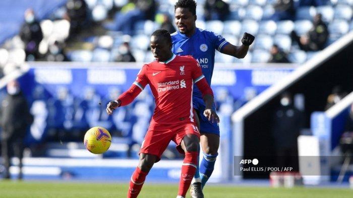 Liverpool vs Crystal Palace: Sadio Mane Tatap Rekor Gol