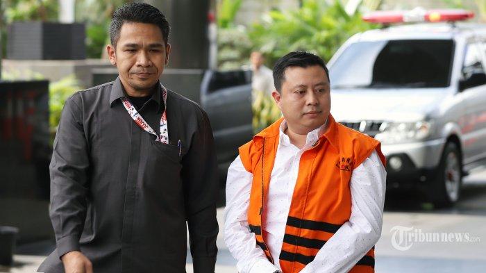 Bacakan Nota Pembelaan, Saeful Bahri Merasa Diperas Dalam Kasus Suap PAW Anggota DPR RI