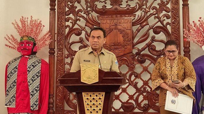 Djarot: Sekda DKI Jakarta Saefullah Wariskan Ketekunan dan Kerja Keras Tanpa Mengeluh