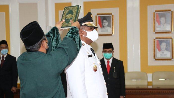Tito Karnavian Lantik Dirjen Bina Adwil Kemendagri Jadi Pj. Gubernur Kalsel, Ini Sebabnya