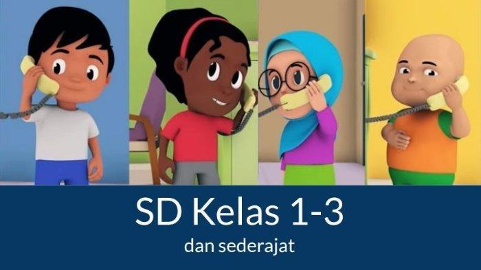 Jawaban Soal TVRI 29 Juli 2020 SD Kelas 1-3: Tuliskan 5 Judul Lagu Daerah dan Daerah Asalnya