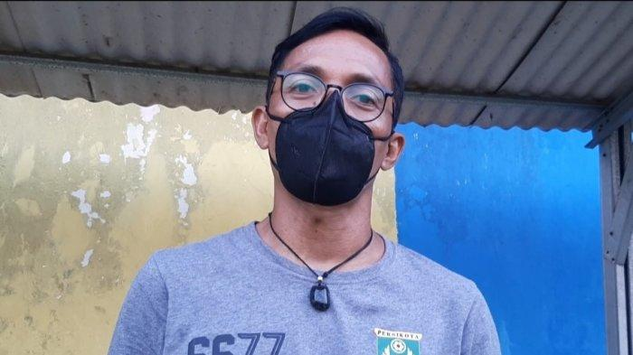 Sahala Saragih, pelatih Persikota Tangerang