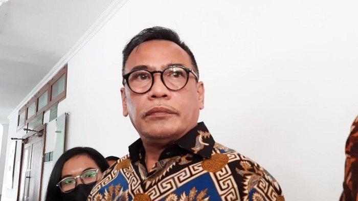 Sahala Siahaan, kuasa hukum Jennifer Jill, ditemui di Pengadilan Negeri Jakarta Barat, Selasa (18/5/2021).