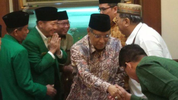 Said Aqil Akan Turun Gunung Bantu Islah Dualisme PPP