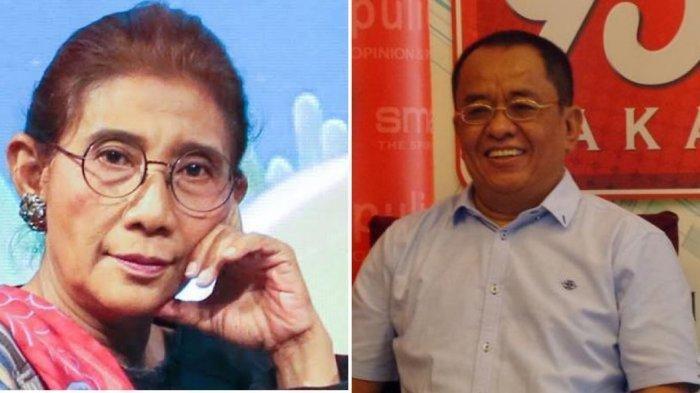 Susi Pudjiastuti Diminta Tak Urusi Masalah Lobster, Said Didu: Rakyat Ga Boleh Berpendapat?