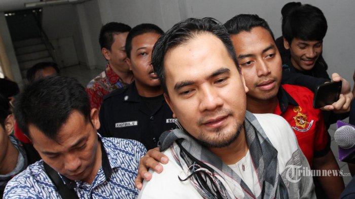 Diperiksa BNN, Saipul Jamil Mengaku Tak Konsumsi Narkoba