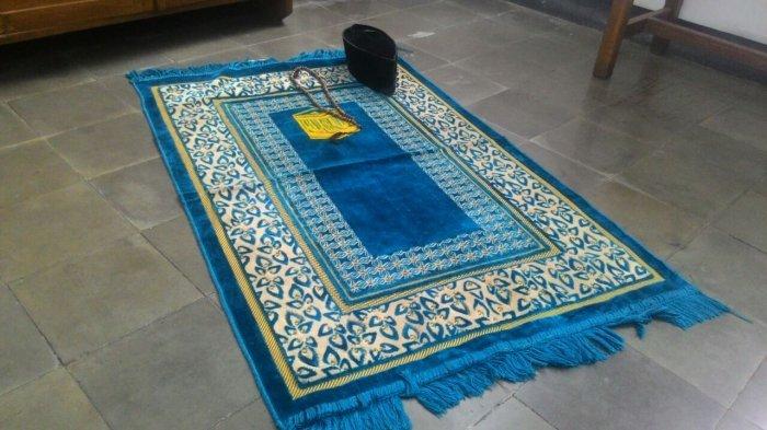 Antisipasi Corona, Umat Islam Diimbau Bersihkan Masjid dan Bawa Sajadah Sendiri saat Salat Berjamaah