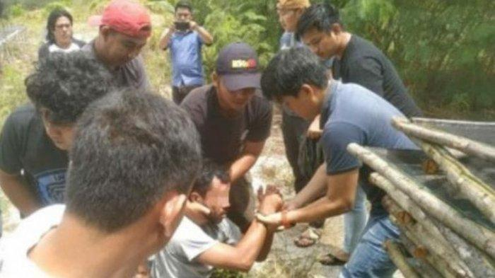 Dua Mayat Blantik Sapi Korban Kopi Maut di Lampung Diangkut Pakai Motor