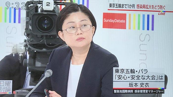 Ahli Medis Kritik Panitia Olimpiade Jepang terkait Penanganan Atlet Uganda yang Terpapar Covid-19