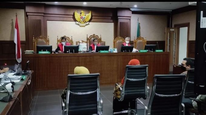 Jaksa Hadirkan Ihsan Yunus dan Empat Saksi Lain di Sidang Dugaan Suap Bansos Juliari Batubara