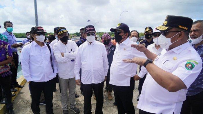 Menteri Trenggono Berharap Sentra Kelautan dan Perikanan Terpadu Dorong Ekonomi Lokal