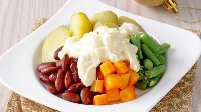 Salad Kacang Merah