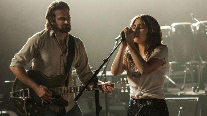 Di Panggung Oscar 2019, Lady Gaga dan Bradley Cooper akan Berduet Bersama Bawakan 'Shallow'
