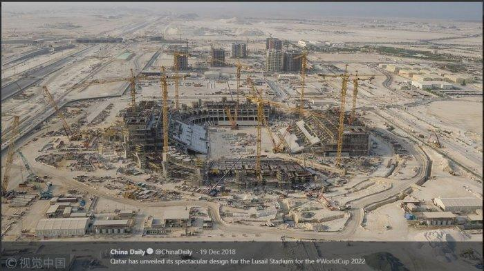 Jaksa Agung Qatar Tangkap Menteri Keuangan Atas Dugaan Skandal Dana Publik