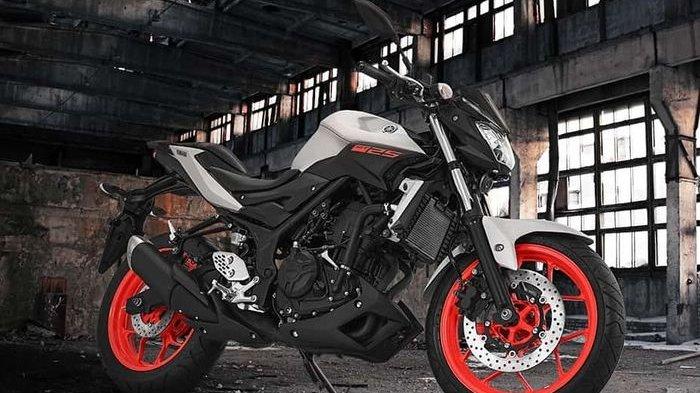 Yamaha MT-25 Punya Warna Baru, tapi Ingat Harganya Naik