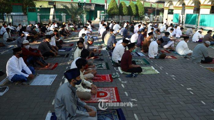 Niat Sholat Idul Fitri 2021 Sendirian atau Berjamaah, Beserta Tata Cara dan Amalan Sunah