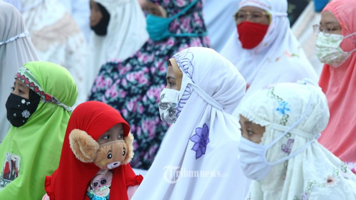 Contoh Naskah Khutbah Idul Fitri 2021 di Masa Pandemi Covid-19, Beserta Panduan Lengkapnya