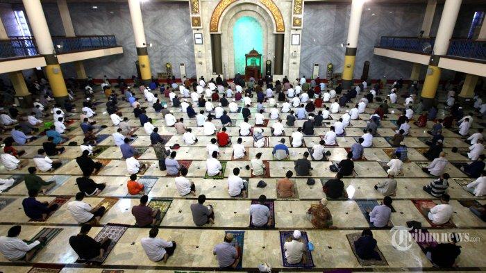 Masjid Ramlie Musofa di Jakut Tetap Gelar Salat Id Besok, Jemaah Diminta Bawa Sajadah Sendiri