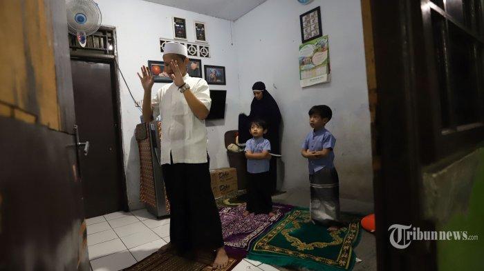 Niat Sholat Idul Adha Sendiri dan Berjamaah Lengkap Beserta Tata Cara Pelaksanaan di Rumah