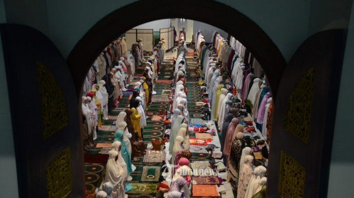 Kemenag Tegaskan Panduan Ibadah Ramadhan 2021 Tak Berlaku untuk Kawasan Zona Oranye & Merah