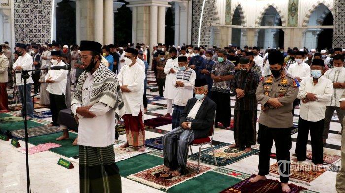 Jika Ada Penularan Covid-19 di Masjid, Ini Panduan dari Kemenag untuk DKM