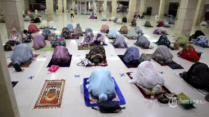 PPKM Level 3, Peribadatan di Tempat Ibadah Bisa Dilakukan Berjemaah Maksimal 25 Persen Atau 20 Orang