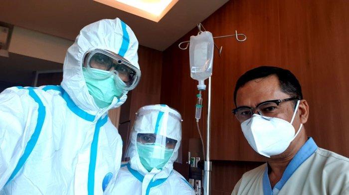 Saleh Husin: Dua Kali Vaksin Bukan Berarti Kebal Covid-19