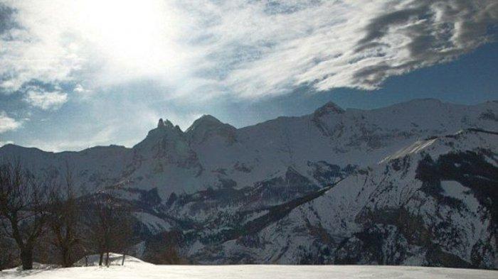 Pegunungan Es Lokasi Syuting The Lord of The Rings Kehilangan 62 Persen Gletsernya