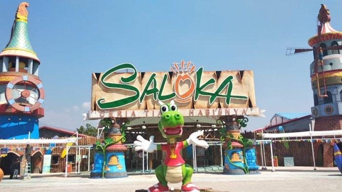 Harga Tiket Masuk Saloka Theme Park, Panduan Rute dan Daftar Wahana Permainan