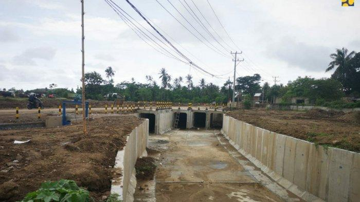 Kementerian PUPR Bangun Saluran Pengendali Banjir KEK Mandalika Senilai Rp 28 Miliar