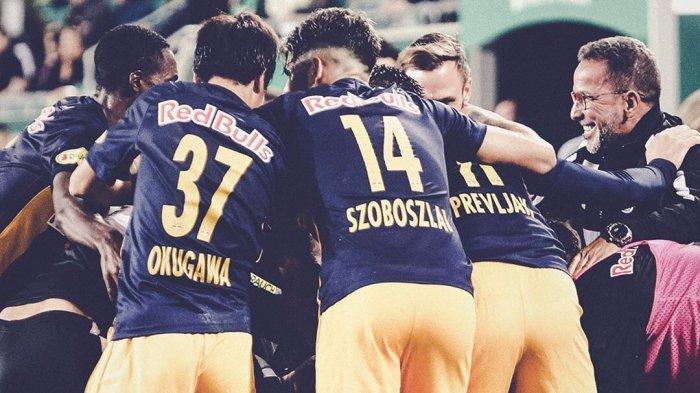 Salzburg Samai Rekor Barcelona dan Chelsea Saat Hadapi Liverpool di Anfield