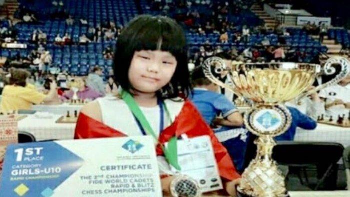 Samantha Edithso, Gadis Belia Juara Dunia Catur Perlu Perhatian Khusus dari Pemerintah