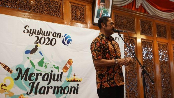 Syukuran Kompas Gramedia 2020 di Solo, Wali Kota FX Hadi Rudyatmo: Bekerja Seperti Akar