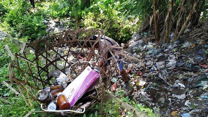 Buang Sampah Medis Sembarangan, Petani 3 Kali Tertusuk Jarum Suntik, Ada yang Sampai meninggal