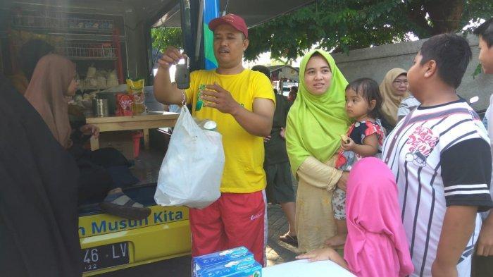 Komunitas Plastik untuk Kebaikan Hadirkan Mobil Edukasi Pilah Sampah di Tangerang Selatan